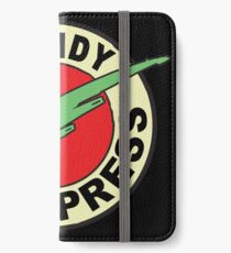 The Planet Express Parody: Mass Effect iPhone Wallet/Case/Skin