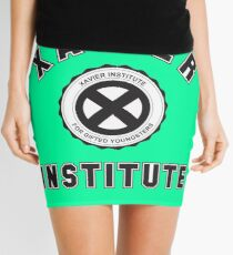 XAVIER INSTITUTE FOR GIFTED YOUNGSTERS Mini Skirt