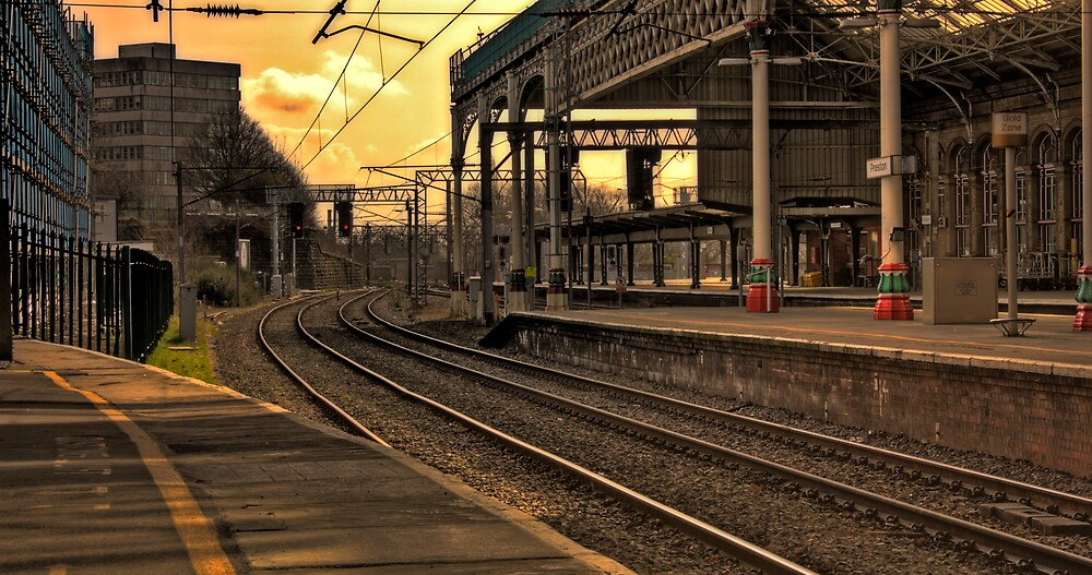 Platform by Sidaho