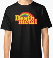 Death Metal Parody Classic T-Shirt