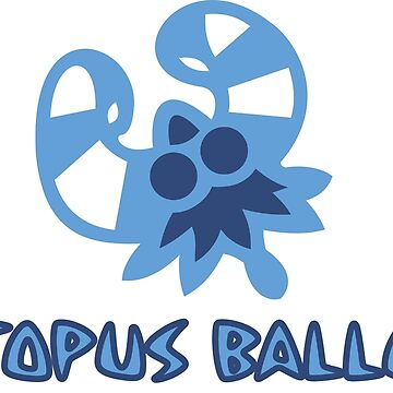 Official OCTOPUS BALLOON (Blinx: The Time Sweeper) by BlinxMiku