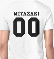 Miyazaki PYREX (black text) Unisex T-Shirt