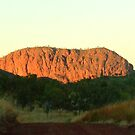 East Kimberleys Ayres Rock by mickmci