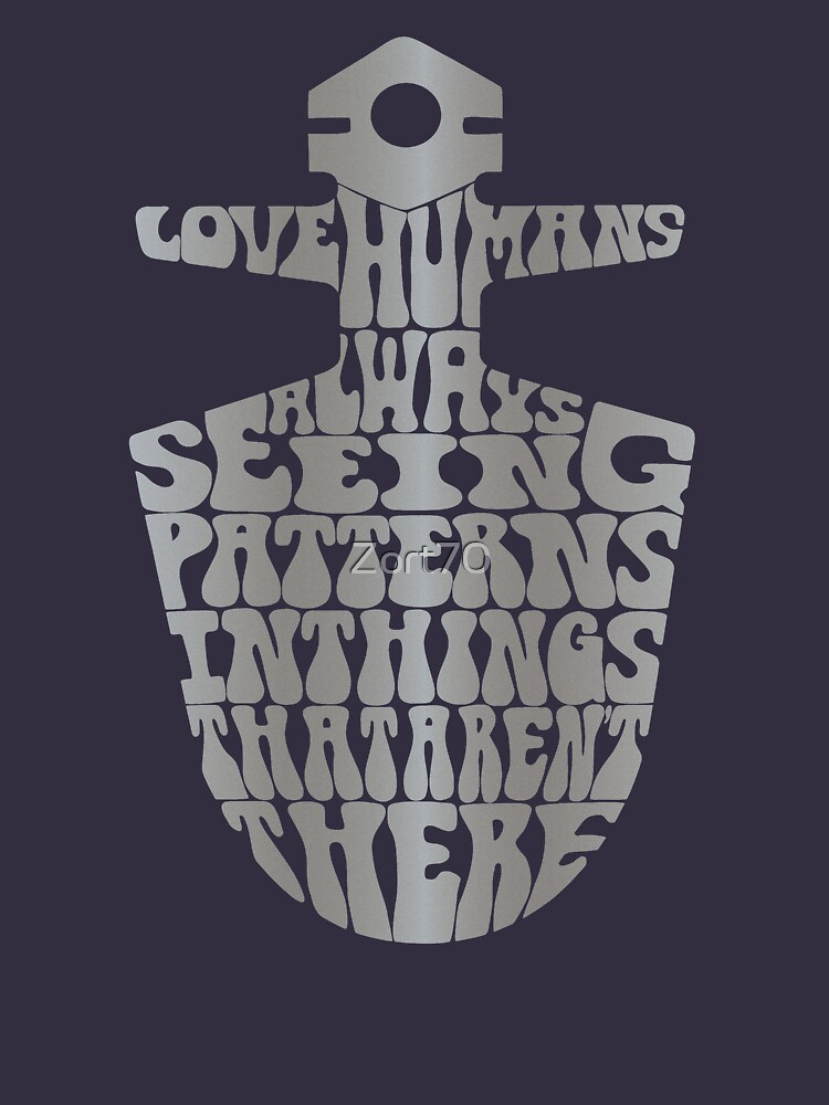 I Love Humans by Zort70
