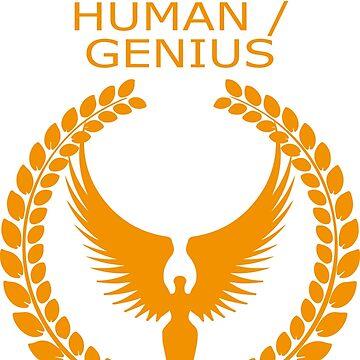 The Ultimate Human Slash Genius by PlavaLaguna