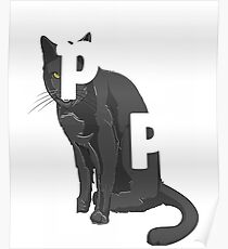 Funny Ew People Cat Lovers  Poster
