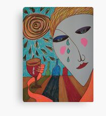 Just one more drink Canvas Print