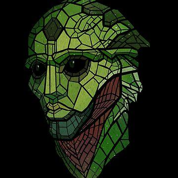 Thane Krios by geeky-jez