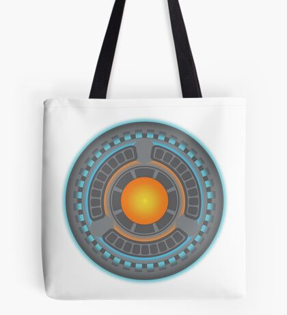 Round Things Tote Bag