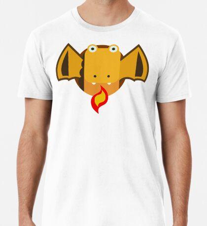 Cute Dragon Orange Premium T-Shirt