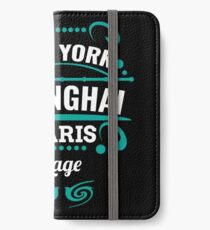 Location - Our city is not a world maltopole but it should. iPhone Wallet/Case/Skin