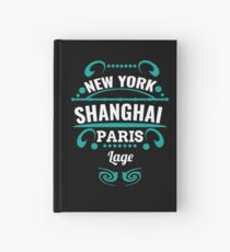 Location - Our city is not a world maltopole but it should. Hardcover Journal