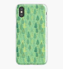 I LIKE TREES iPhone Case