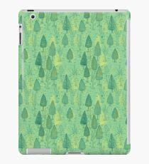 I LIKE TREES iPad Case/Skin
