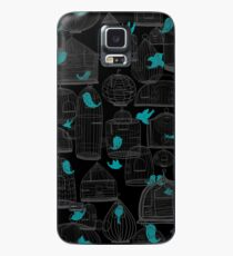 CHIRP CHIRP (dark) Case/Skin for Samsung Galaxy