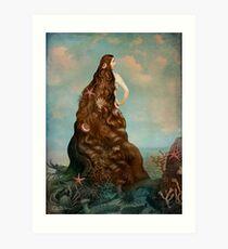 Virgin Island Water Art Print