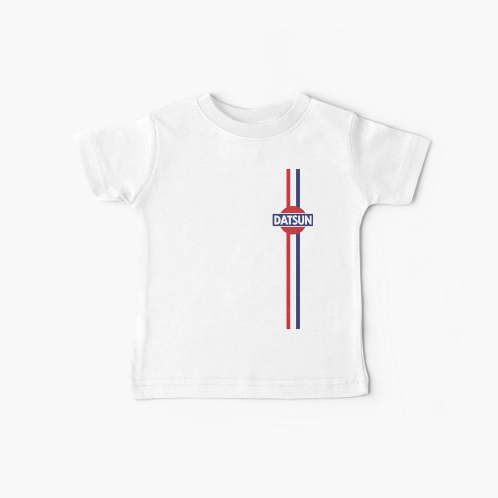 Baby Datsun Racing Crew Hemd Baby T-Shirt