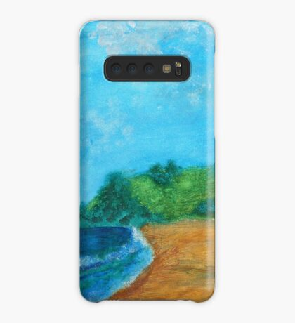 At the beach Case/Skin for Samsung Galaxy