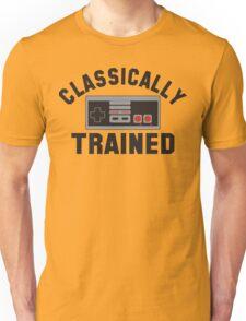 Classically Trained Nintendo T-Shirt Unisex T-Shirt