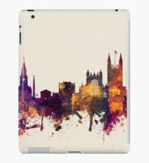 Bath England Skyline Cityscape iPad Case/Skin