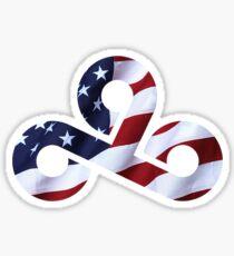 Cloud9 / Americas last hope / Counter Strike Sticker