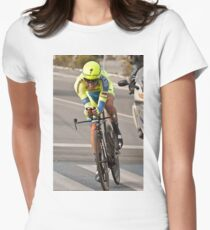 Alberto Contador Women's Fitted T-Shirt