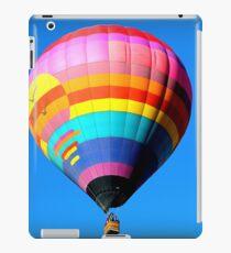 Heiße Luft iPad-Hülle & Klebefolie