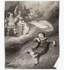 Little Shakespeare Dreaming Poster