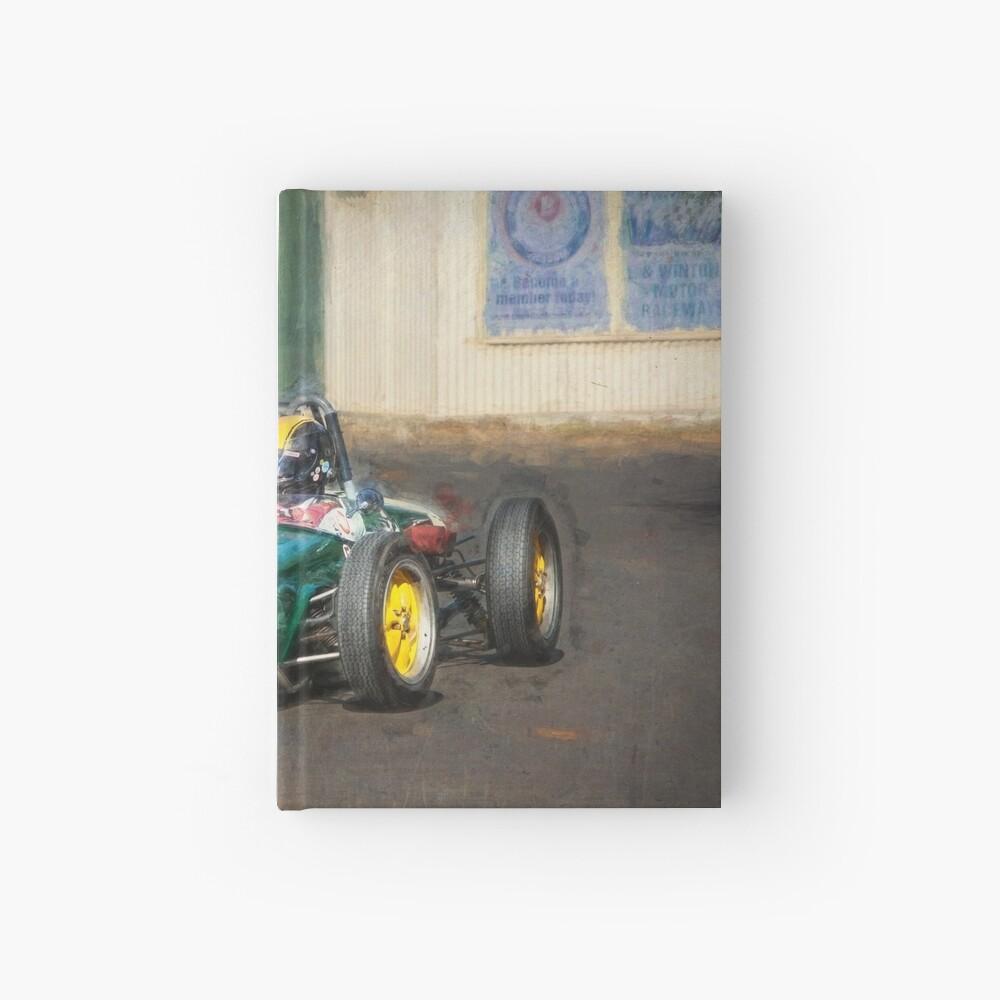 1960 Lotus 18 FJ Hardcover Journal