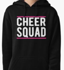 Cheer Squad T Shirt Pullover Hoodie