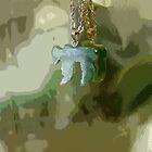 Jade Chai by florene welebny