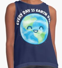 Every Day is Earth Day Contrast Tank