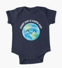 Every Day is Earth Day One Piece - Short Sleeve