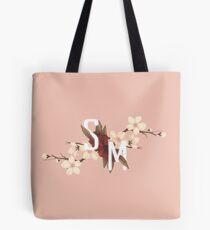 SM japan flower Tote Bag