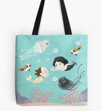 Reylo Mermaids Tote Bag