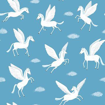 Pegasus Pattern by SophieCorrigan