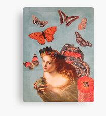 And Gently Suspending Canvas Print