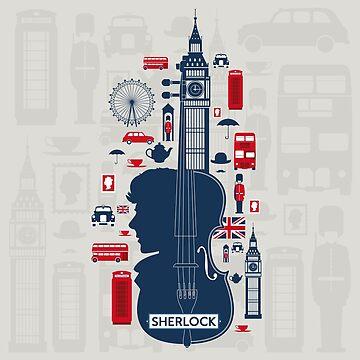 Sherlock by rosescreation