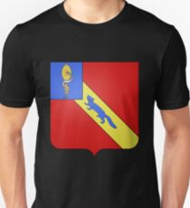 French France Coat of Arms 0879 Blason Charles César de Fay de La Tour Maubourg  Unisex T-Shirt