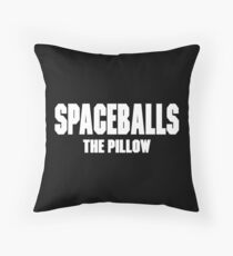 Spaceballs Branded Items Throw Pillow