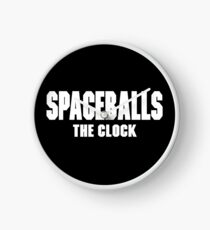 Spaceballs Branded Items Clock