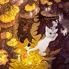 Come With Me - Autumn Leaves by Zach Wong
