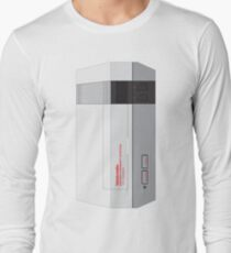 Nintendo NES Long Sleeve T-Shirt