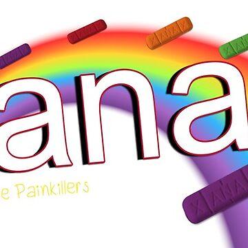 Xanax Skittles by PixelGrafter