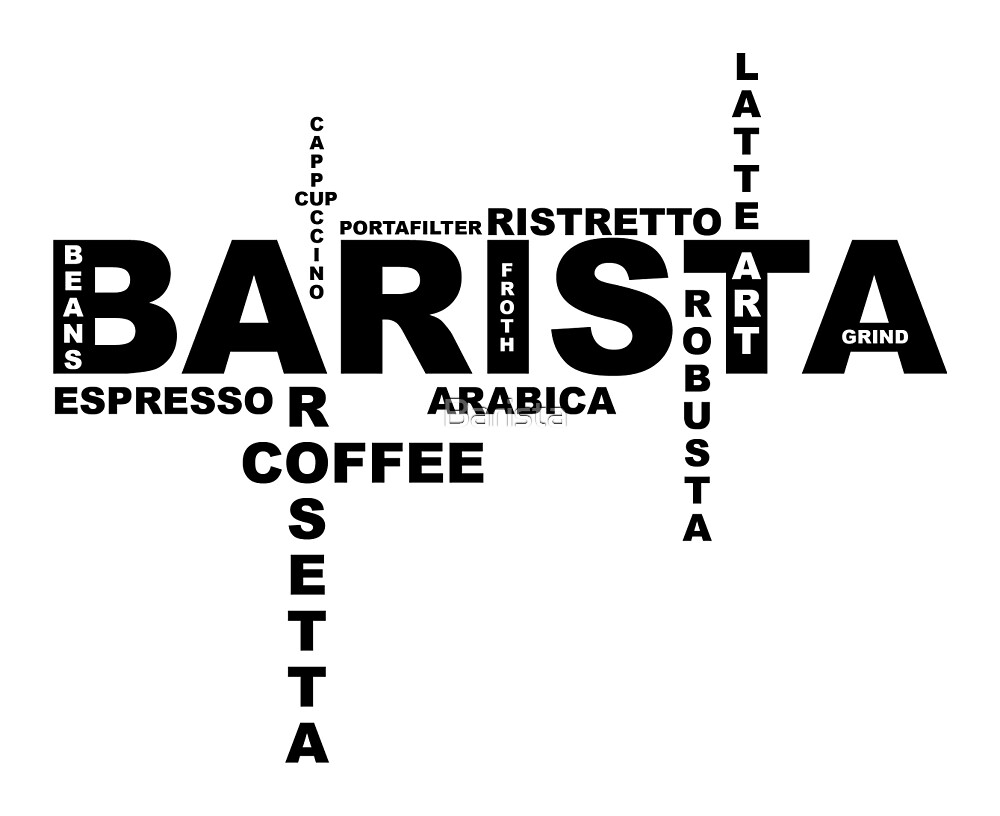 Barista II by Barista