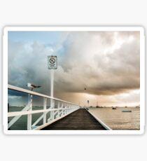 Camerons Bight - Sorrento/Blairgowrie, Mornington Peninsula Sticker