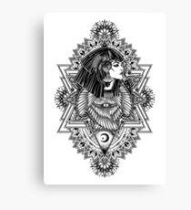 Sacred Symbol Canvas Print