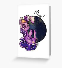 Screwball Greeting Card