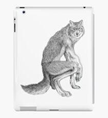 Good werewolf iPad Case/Skin