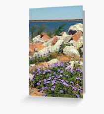 Wildflower Shores Greeting Card
